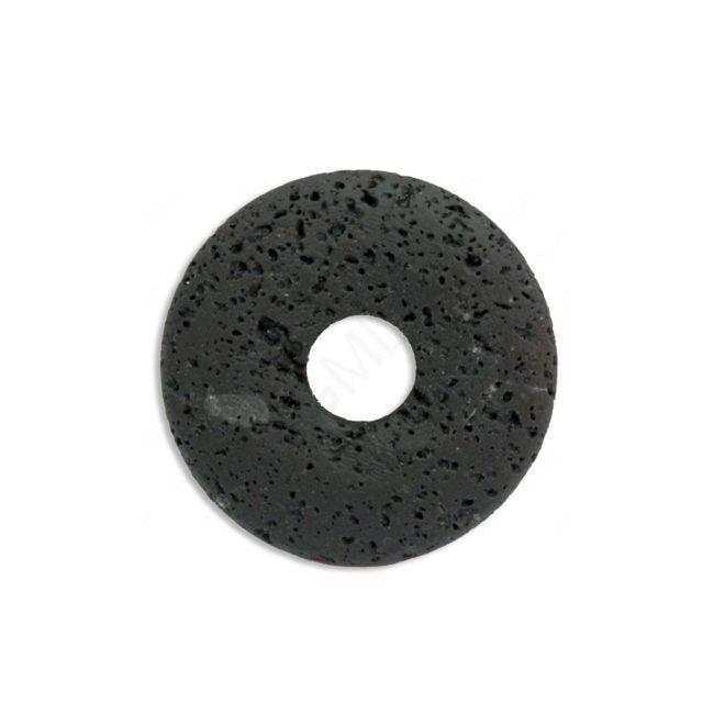30mm Donut Lava Jewelry