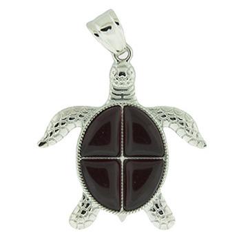 42x48mm black jasper swimming turtle pendants igm 42x48mm swimming turtle black jasper jewelry aloadofball Gallery